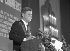 JFK-In-Fort-Worth-November-22-1963