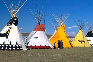 Siksika Pow Wow, First Nation Blackfoot Indian, Alberta, Canada, North America