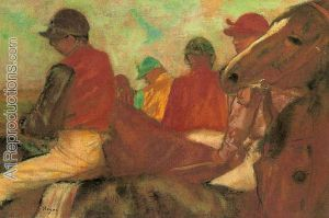 horses-with-jockeys-by-edgar-degas