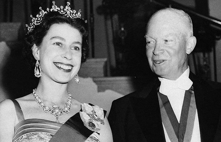 queen-elizabeth-dwight-d-eisenhower