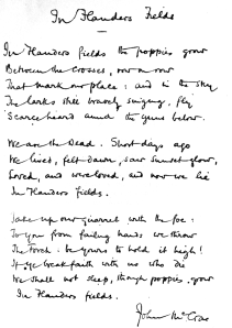 In_Flanders_fields_and_other_poems,_handwritten